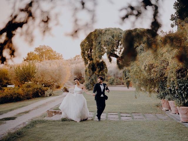 Il matrimonio di Michele e Lorenza a San Casciano in Val di Pesa, Firenze 36