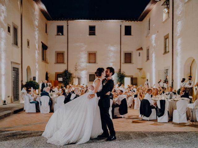 Il matrimonio di Michele e Lorenza a San Casciano in Val di Pesa, Firenze 40