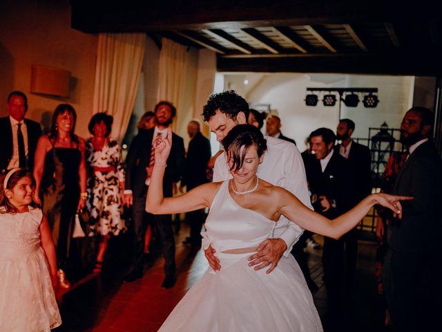 Il matrimonio di Michele e Lorenza a San Casciano in Val di Pesa, Firenze 45