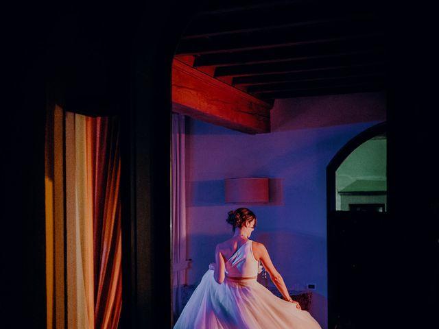 Il matrimonio di Michele e Lorenza a San Casciano in Val di Pesa, Firenze 47