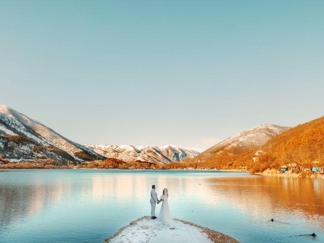 Le nozze di Isaac e Desideria