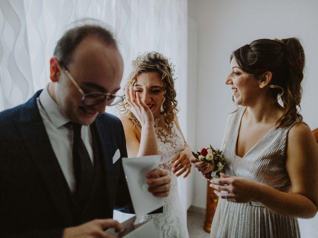 Il matrimonio di Desideria e Isaac a Castiglione Messer Raimondo, Teramo 6