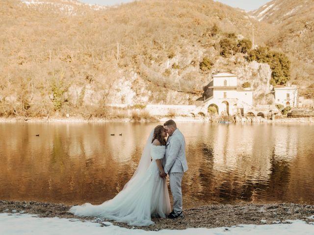 Il matrimonio di Desideria e Isaac a Castiglione Messer Raimondo, Teramo 10