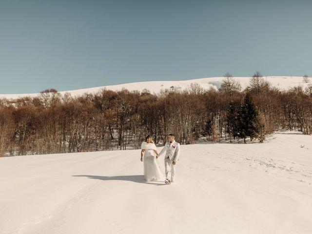Il matrimonio di Desideria e Isaac a Castiglione Messer Raimondo, Teramo 20