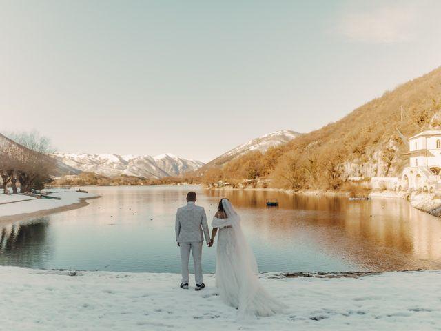 Il matrimonio di Desideria e Isaac a Castiglione Messer Raimondo, Teramo 21