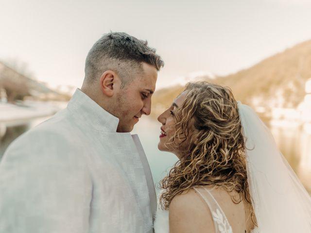 Il matrimonio di Desideria e Isaac a Castiglione Messer Raimondo, Teramo 22