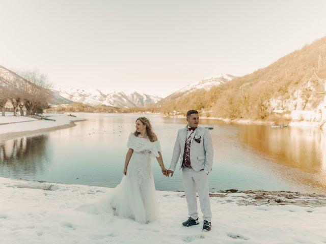 Il matrimonio di Desideria e Isaac a Castiglione Messer Raimondo, Teramo 23