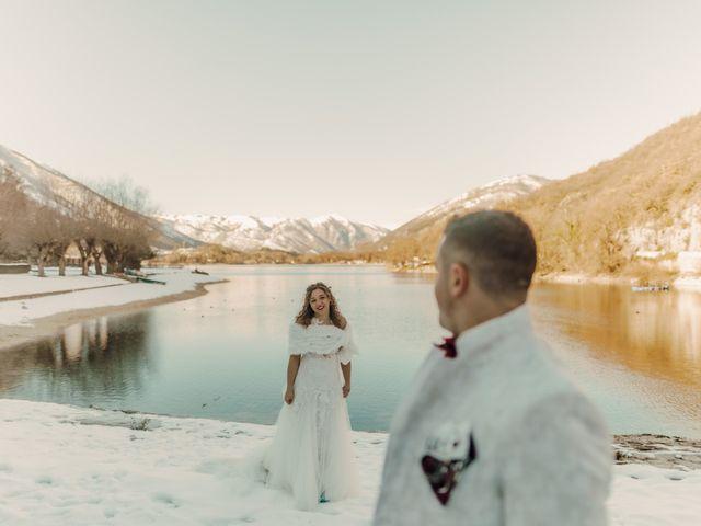 Il matrimonio di Desideria e Isaac a Castiglione Messer Raimondo, Teramo 24