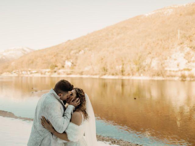 Il matrimonio di Desideria e Isaac a Castiglione Messer Raimondo, Teramo 27
