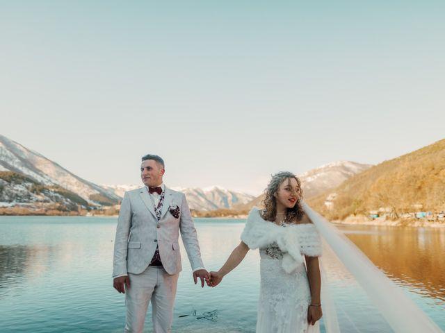 Il matrimonio di Desideria e Isaac a Castiglione Messer Raimondo, Teramo 31