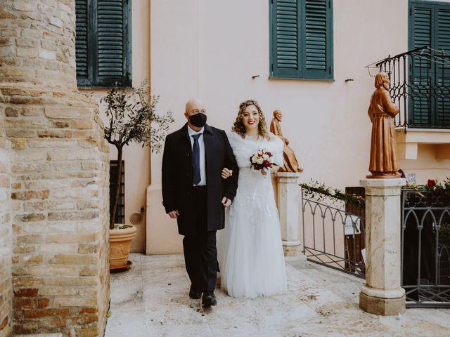 Il matrimonio di Desideria e Isaac a Castiglione Messer Raimondo, Teramo 43