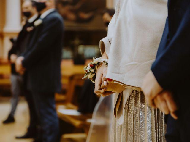 Il matrimonio di Desideria e Isaac a Castiglione Messer Raimondo, Teramo 46