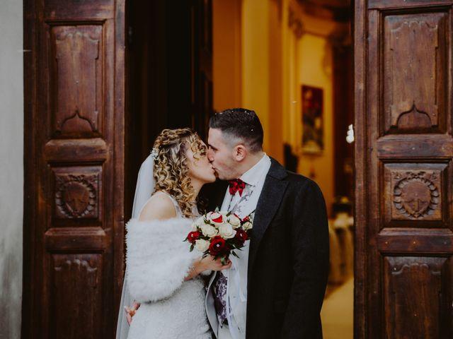 Il matrimonio di Desideria e Isaac a Castiglione Messer Raimondo, Teramo 47