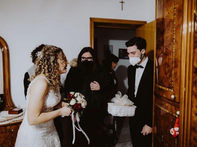 Il matrimonio di Desideria e Isaac a Castiglione Messer Raimondo, Teramo 83