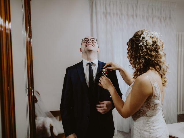 Il matrimonio di Desideria e Isaac a Castiglione Messer Raimondo, Teramo 91