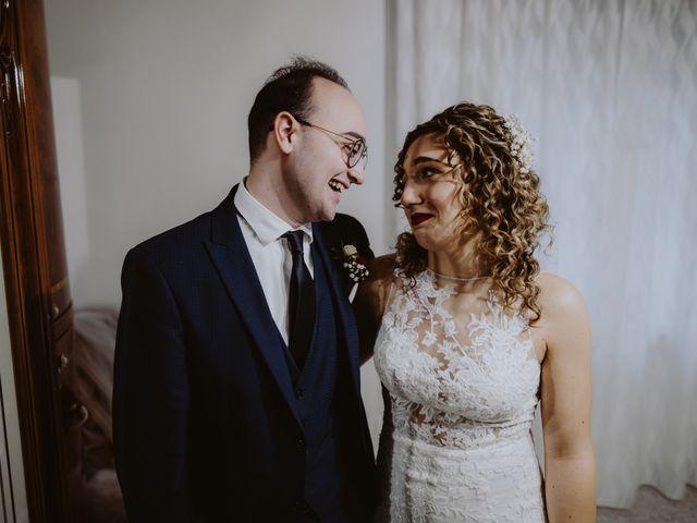 Il matrimonio di Desideria e Isaac a Castiglione Messer Raimondo, Teramo 92