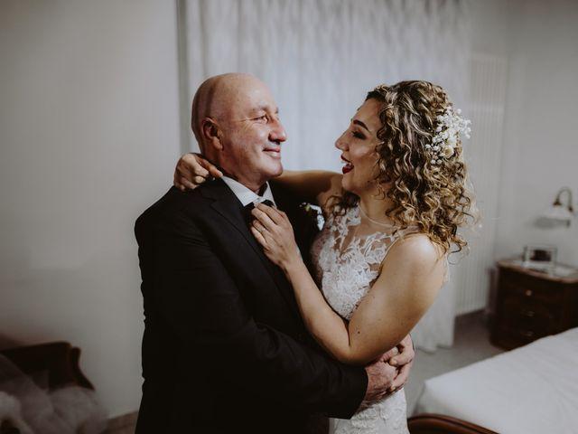 Il matrimonio di Desideria e Isaac a Castiglione Messer Raimondo, Teramo 94
