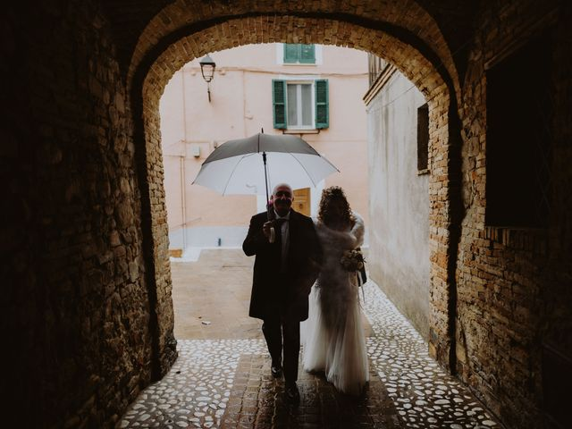 Il matrimonio di Desideria e Isaac a Castiglione Messer Raimondo, Teramo 98