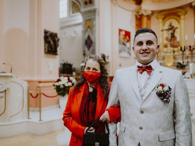 Il matrimonio di Desideria e Isaac a Castiglione Messer Raimondo, Teramo 99