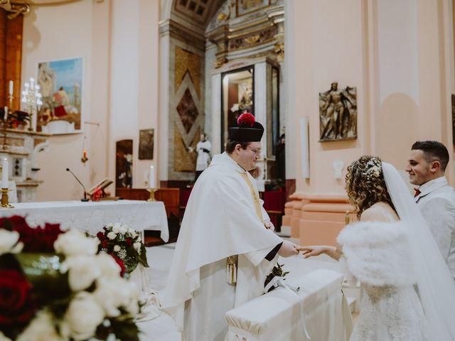 Il matrimonio di Desideria e Isaac a Castiglione Messer Raimondo, Teramo 100