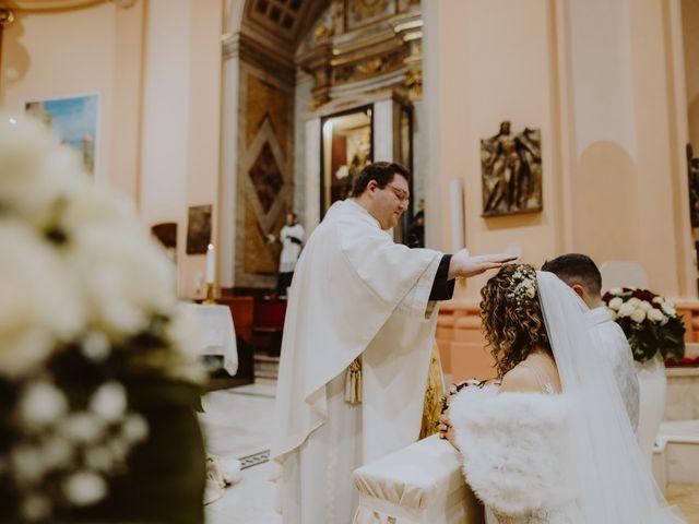 Il matrimonio di Desideria e Isaac a Castiglione Messer Raimondo, Teramo 103