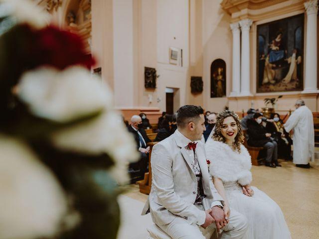 Il matrimonio di Desideria e Isaac a Castiglione Messer Raimondo, Teramo 104