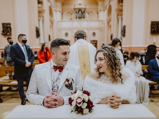 Il matrimonio di Desideria e Isaac a Castiglione Messer Raimondo, Teramo 105