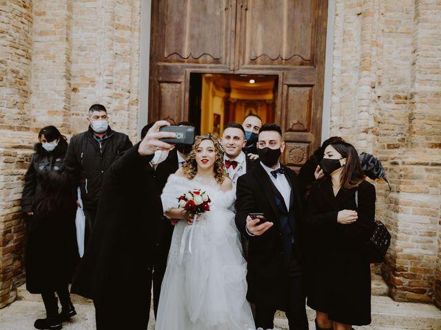 Il matrimonio di Desideria e Isaac a Castiglione Messer Raimondo, Teramo 108