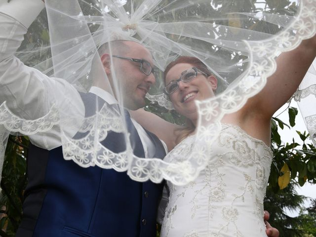 Le nozze di Sara e Fabrizio
