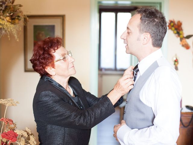 Il matrimonio di Valentina e Paolo a Medole, Mantova 21
