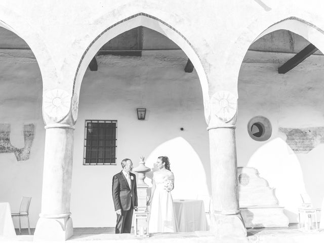 Il matrimonio di Valentina e Paolo a Medole, Mantova 36