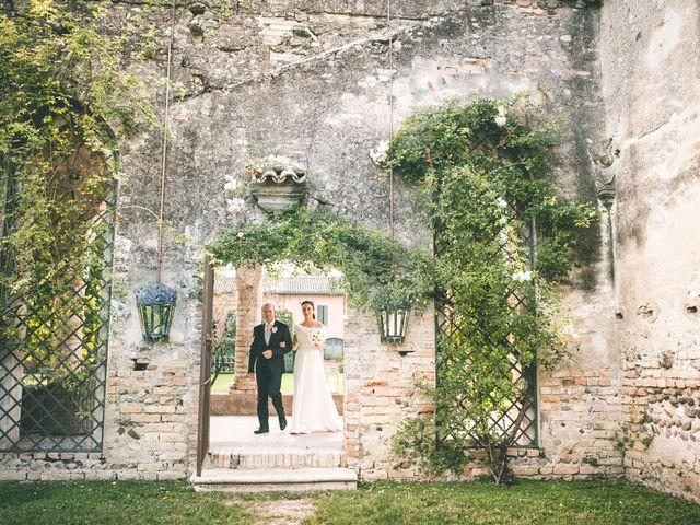 Il matrimonio di Valentina e Paolo a Medole, Mantova 38