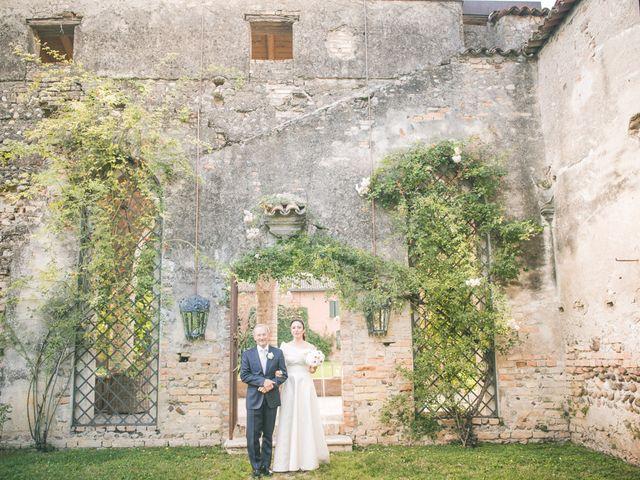 Il matrimonio di Valentina e Paolo a Medole, Mantova 39