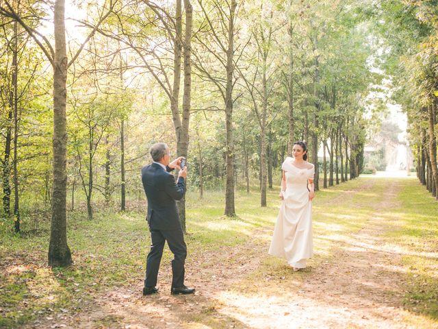 Il matrimonio di Valentina e Paolo a Medole, Mantova 41