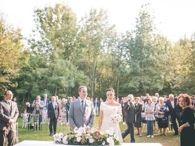 Il matrimonio di Valentina e Paolo a Medole, Mantova 44