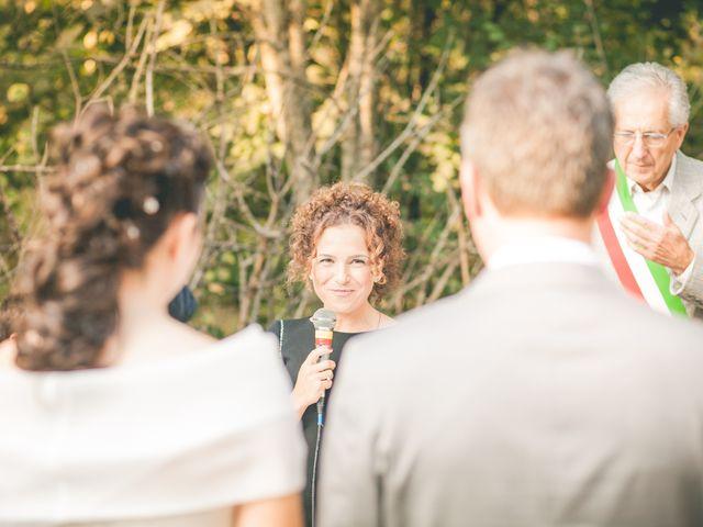 Il matrimonio di Valentina e Paolo a Medole, Mantova 50