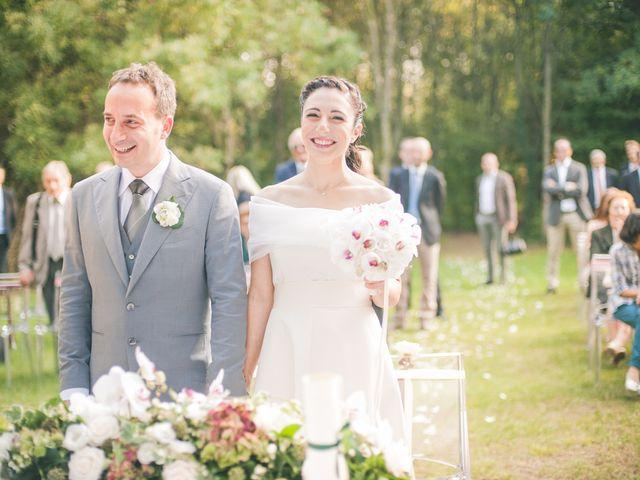 Il matrimonio di Valentina e Paolo a Medole, Mantova 52