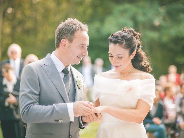 Il matrimonio di Valentina e Paolo a Medole, Mantova 57