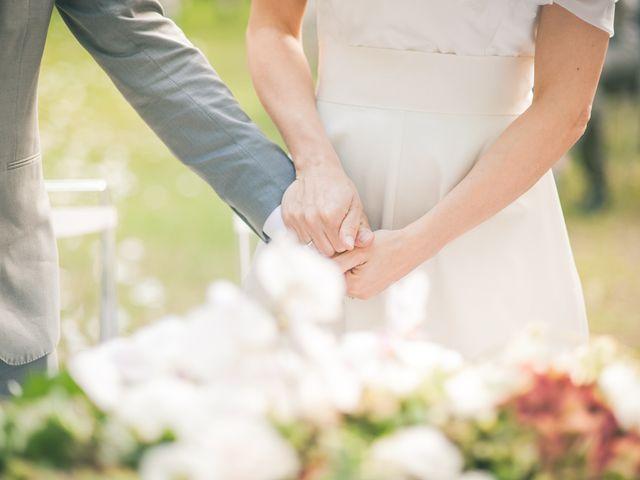 Il matrimonio di Valentina e Paolo a Medole, Mantova 58