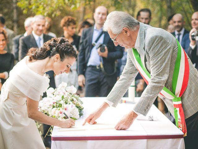 Il matrimonio di Valentina e Paolo a Medole, Mantova 59
