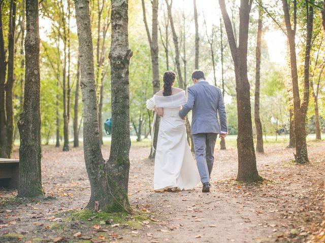 Il matrimonio di Valentina e Paolo a Medole, Mantova 64