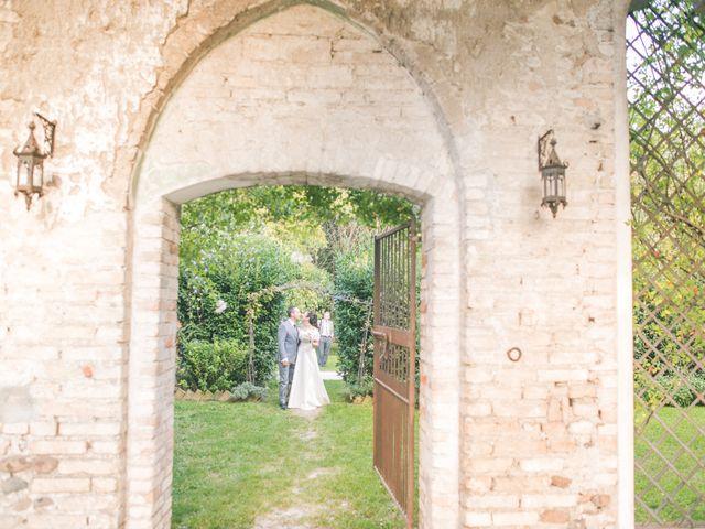 Il matrimonio di Valentina e Paolo a Medole, Mantova 65
