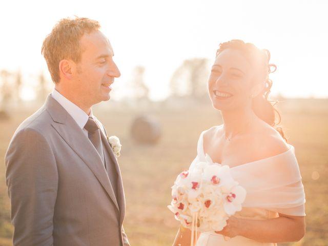 Il matrimonio di Valentina e Paolo a Medole, Mantova 67