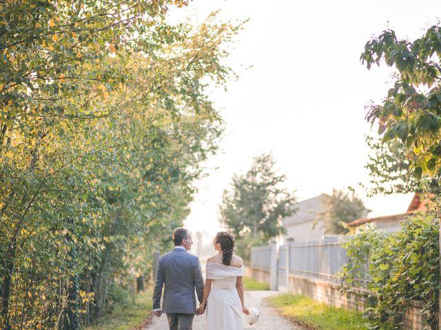 Il matrimonio di Valentina e Paolo a Medole, Mantova 68