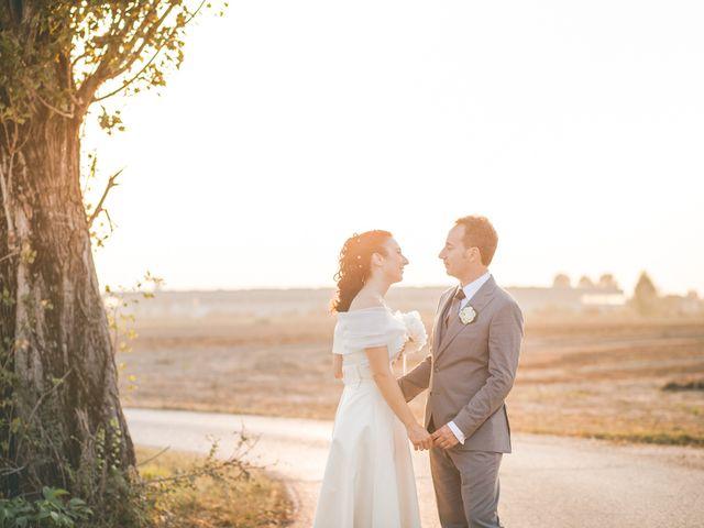 Il matrimonio di Valentina e Paolo a Medole, Mantova 72