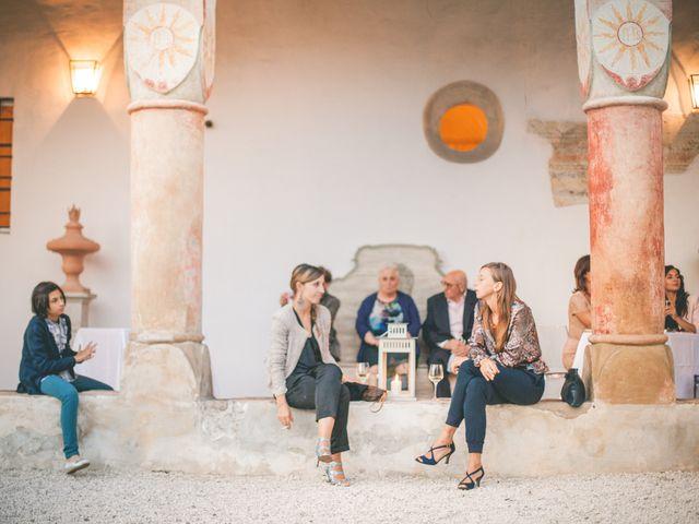 Il matrimonio di Valentina e Paolo a Medole, Mantova 76