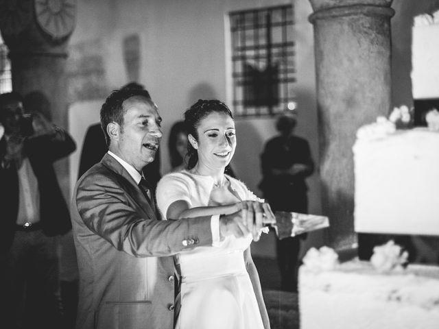 Il matrimonio di Valentina e Paolo a Medole, Mantova 80