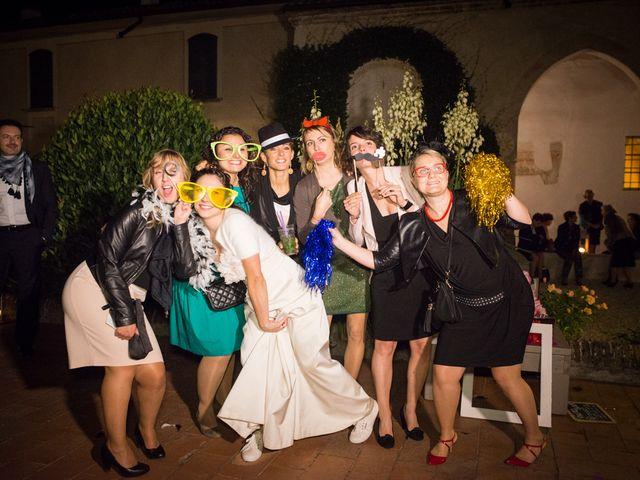 Il matrimonio di Valentina e Paolo a Medole, Mantova 84