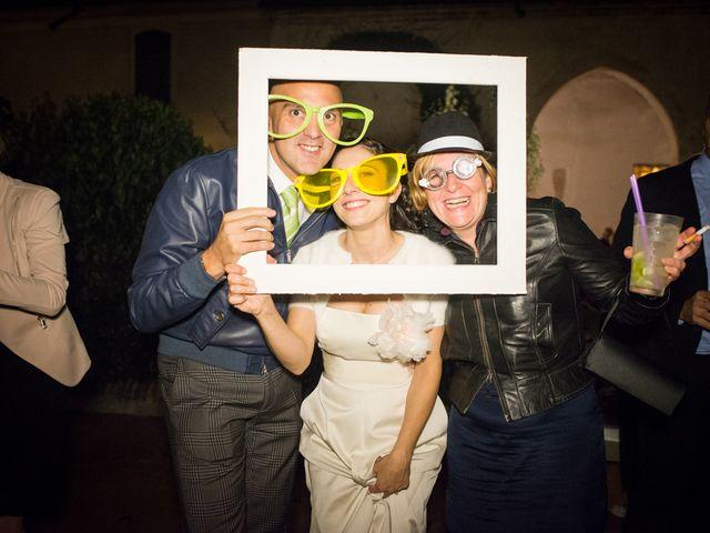 Il matrimonio di Valentina e Paolo a Medole, Mantova 85