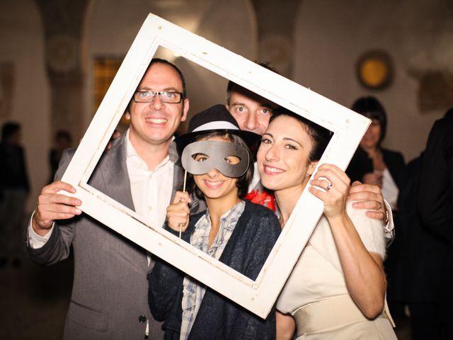 Il matrimonio di Valentina e Paolo a Medole, Mantova 86